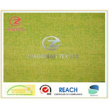 Tissu d'impression de pente d'herbe jacquard deux fois ligne 200d (ZCGP010)