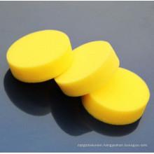 Round Shape Car Sponge