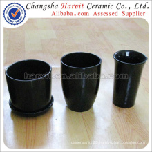 Hot Ceramic Flower Pots Wholesale/ Ceramic Led Flower Pot/Garden Decoration Flower Pots & Planters
