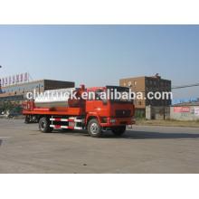 8000-10000l vehículo de aspersión de asfalto, distribuidor de asfalto, distribuidor de asfalto, asfalto móvil distrabutor, camión de distribución de asfalto,