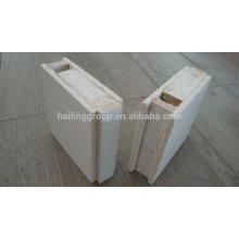 MgO EPS/XPS sandwich panel for portable house wall