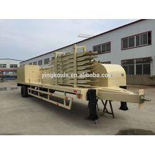 Longshun 610 Roof Tile Span Curving Sheet Machine