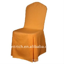 Couverture de chaise de banquet standard, housse de fauteuil élégant CT188