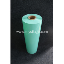 Fixed Competitive Price for Silage Plastic Film GreenSilage Wrap Film High Tack&Tear Strength supply to India Manufacturers