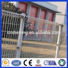 DM Double Loop Dekorative Zaun oder Doppelkreis Zaun Fabrik mit 24 Jahre Erfahrung mit ISO9001