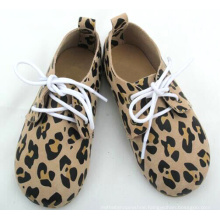 Low MOQ factory price Oxford shoes baby and kids shoes