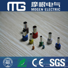 TE Series Nylon Insulated Terminals Insulated twin cord end terminals copper tube High quality low price