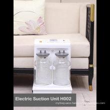 mobile electric suction machine medical vacuum aspirator