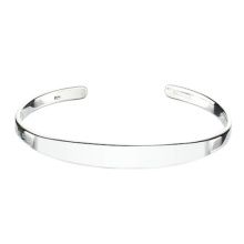 Hot Sales Open Silver Bracelet Jóias grossistas