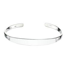 Горячие продажи Открытые серебряные браслеты Ювелирные изделия оптом