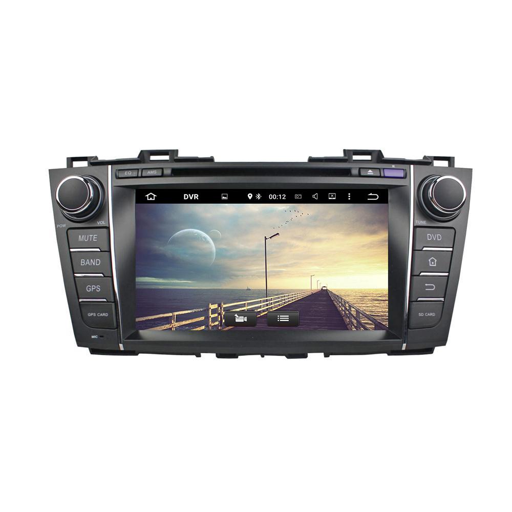 Android 8 inch Car Multimedia Player Mazda 5 & Mazda Premacy