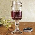 450ml 16oz Clear Empty Ball Mason Jar with Stand