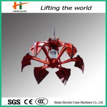 Cubo de gancho agarrador hidráulico Electro bien conocidos