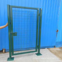 China TOP Supplier Modern Iron Simple Gate Designs