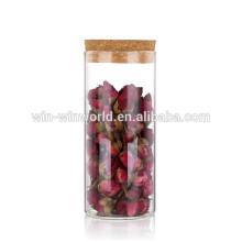 Heiß-Verkaufspyrex-Glasnahrungsmittelbehälter mit luftdichtem Deckel