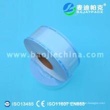 Excelente bobina de esterilización de papel de grado médico
