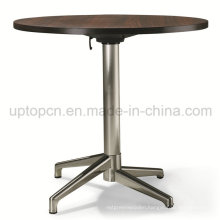 Restaurant Coffee Table Wood Folding Table (SP-FT393)