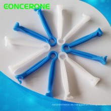 Abrazadera de cordón umbilical estéril desechable para uso individual