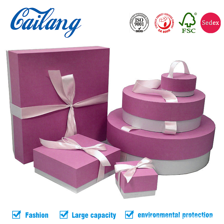 Shopping Box För Kläder Shoe Packaging Box