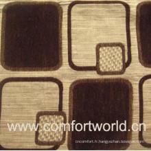 Tissu d'ameublement lavable de haute qualité de mode