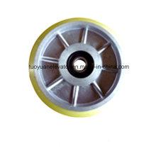 150 Guía de rueda de zapata utilizada para ascensor