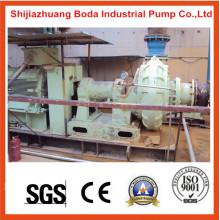 Pompe centrifuge centrifuge à sable de sable de la machine à dragiger