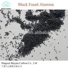 Schleifscheibe aus schwarzem geschmolzenem Aluminiumoxid zum Polieren von Aluminiumoxidpulver