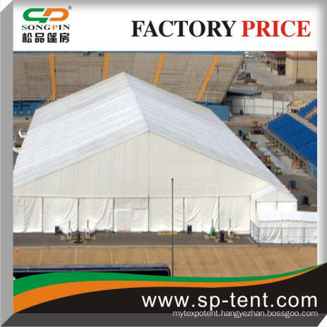 Temporary military housing tent 20x55m For sale