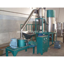 WFJ-30 herb tree arabic gum grinding machine