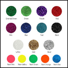 pearlescent ultrafine glitter powder, grade A
