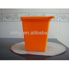 2013 new DIY Food & Recipes Magic silicone Popcorn container
