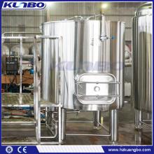 Tunnel de brassage de cuivre commercial de bière de KUNBO et machine de brassage