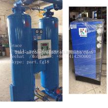 Compresor absorbente Adsorbido adsorción comprimido desecante tipo secador de aire