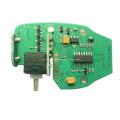 Alta qualidade placa de circuito controlador de temperatura pcba