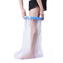 Adult Short Leg Waterproof Cast Bandage Cover
