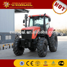 KAT Tractor 100HP 4 rodas motrizes trator agrícola trator