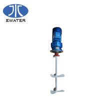 manufacturer liquid stainless steel chemical mixer agitator
