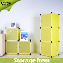DIY Adjustable Decorative Small Plastic Kids Storage Box