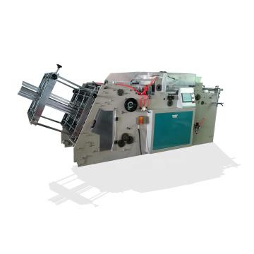 Paper Box Making Machine Made in China Bonjee Machinery With Patents