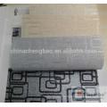 Jacquard design softtextile roller blind fabric