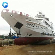 A bolsa a ar de borracha marinha de Dunnage / airbag inflável / air bags do elevador do barco de China