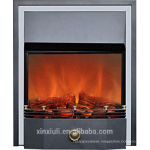 Built-in style fireplace with ce certificate