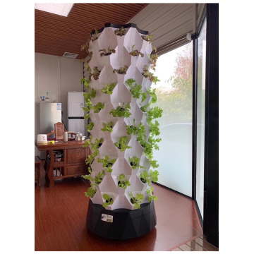 Vertical Hydroponic Planting system