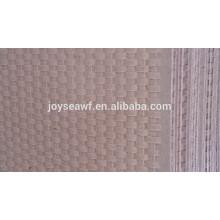 Tablero de madera decorativo y diseñado, tablero de bambú del diagrama del tejido