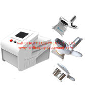 Portable 30w / 650nm Touch Screen Rf Roller Vacuum & Cryolipolysis Equipment Tb-cryo09.2