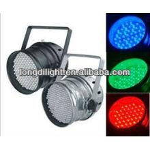 DJ 144 10mm LED light,DMX stage party par can,RGB PAR 64