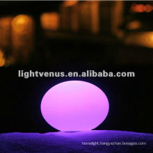 Oval Induction Charging IP68 LED Ball Light