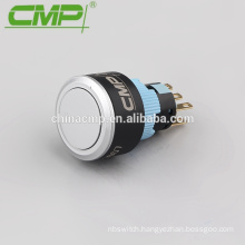 22mm 3 Pin Plastic Push Button Switch ( Momentary)