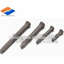 titanium dental implant screw