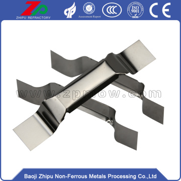 High quality tungsten boat for vacuum coating